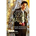 High-Powered, Hot-Blooded Audiobook by Susan Mallery Narrated by Gayle Hendrix