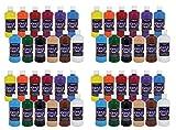 Sargent Art 24-2498 Artist Quality Acrylic Paint Set, 12 Different Colors, (4 X Pack of 12)