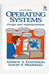 Operating Systems: Design and Implementation (Second Edition) Hardcover