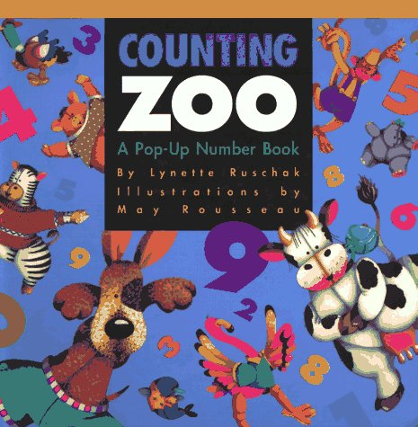 Counting Zoo: A Pop-Up Number Book