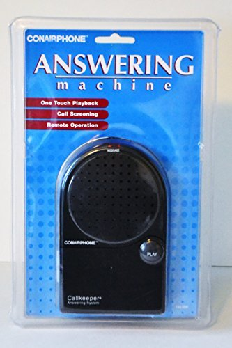 Conairphone Answering Machine TAD 2310 Black ()