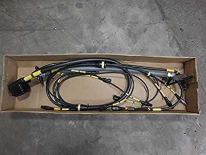 5169VgLFfTL._SX425_ amazon com caterpillar c32 marine complete engine harness 331 1819