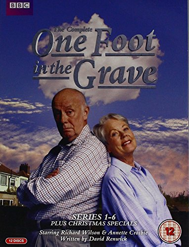 One Foot In The Grave: Complete Series 1-6 [DVD] (One Foot In The Grave Series 6)