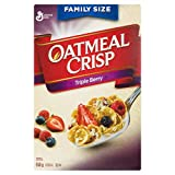 Oatmeal Crisp Triple Berry Cereal, 650 Gram