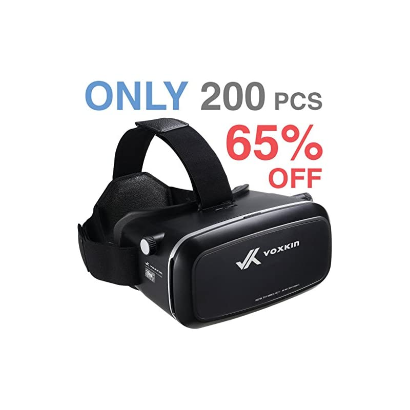 Virtual Reality Headset 3D VR Glasses by