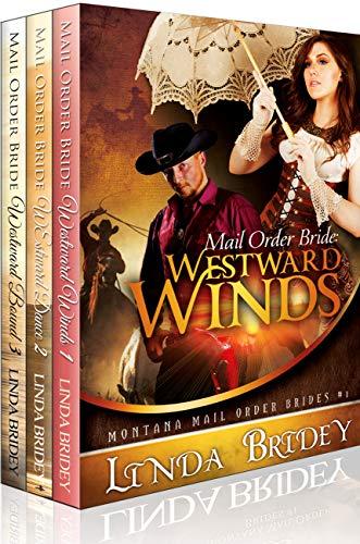 Montana Mail Order Bride Box Set (Westward Series)- Books 1 - 3: Historical Cowboy Western Mail Order Bride Collection (Westward Box Sets)