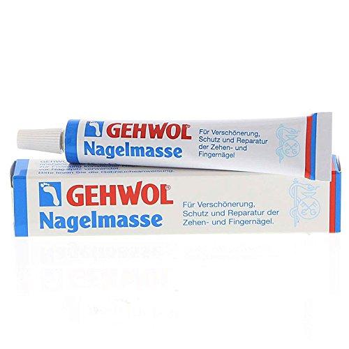 GEHWOL® Nail Repair Compound Strengthens Beautifies and Repairs Toe And Fingernails 15ml
