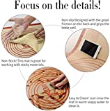 Non-slip Silicone Pastry Mat Extra Large with