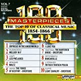 100 Masterpieces: The Top 10 of Classical Music - Vol. 7 - 1854-1866