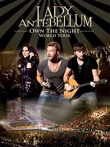 Swept Eagle - Lady Antebellum - Own the Night: World Tour