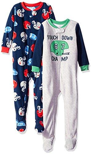 Carters Toddler 2 Pack Fleece Pajamas