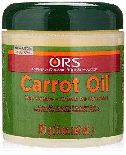 Organic Root Stimulator Carrot Oil, 6 Ounce