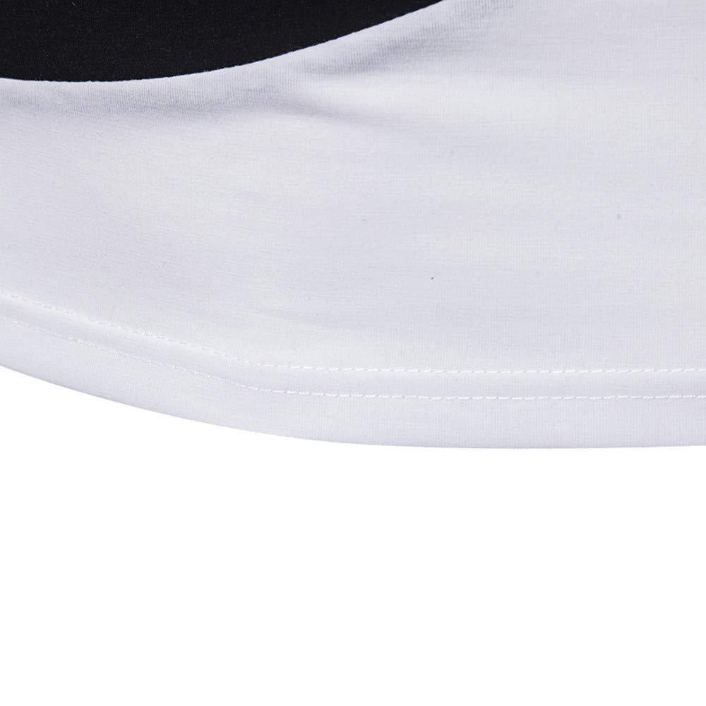 Hombre sudadera otoño floral impresión, ❤ Sonnena Hombre Otoño Invierno Casual Patchwork manga larga Slim O-cuello camiseta Top Blusa: Amazon.es: Hogar