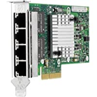 HP NC365T - Network adapter - PCI Express 2.0 x4 low profile - Ethernet, Fast Ethernet, Gigabit Ethernet - 10Base-T, 100Base-TX, 1000Base-T - 4 ports NC365T GETH 1000TX 4PT PCIE NIC Manufacturer Part Number 593722-B21