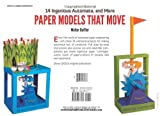 Paper Models That Move: 14 Ingenious Automata, and