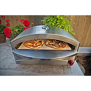 Outdoor Kitchens With Pizza Ovens