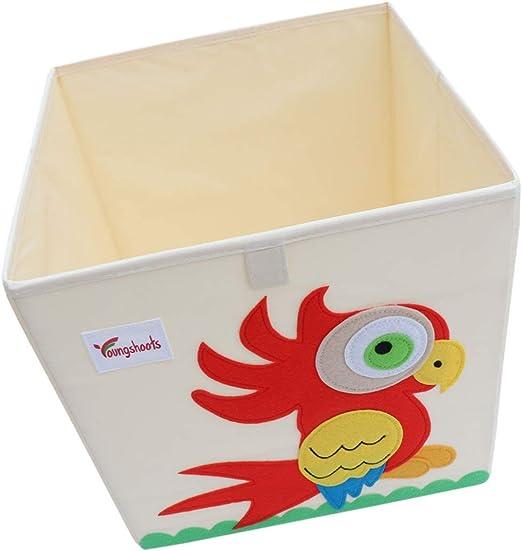 Caja de almacenamiento plegable con diseño de dibujos animados ...