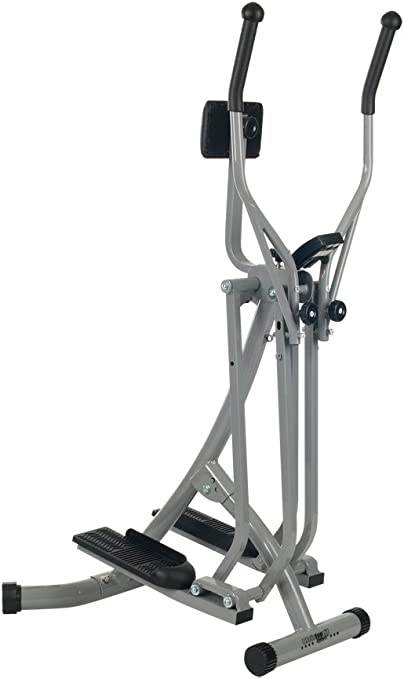 Christopeit Crosstrainer Walker - Bicicleta elíptica (80 x 60 x ...