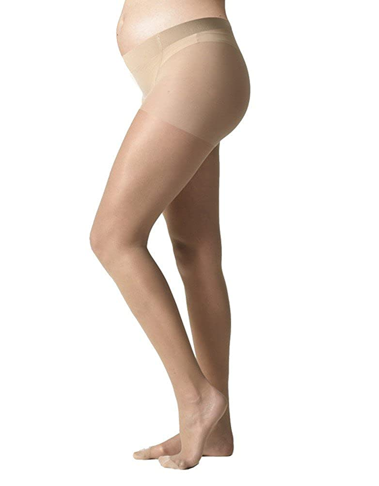 Seraphine Sunny 15 Denier Sheer Under Bump Maternity Pantyhose DM04205