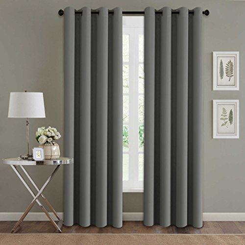 10 best ivory blackout curtains 108 inches long