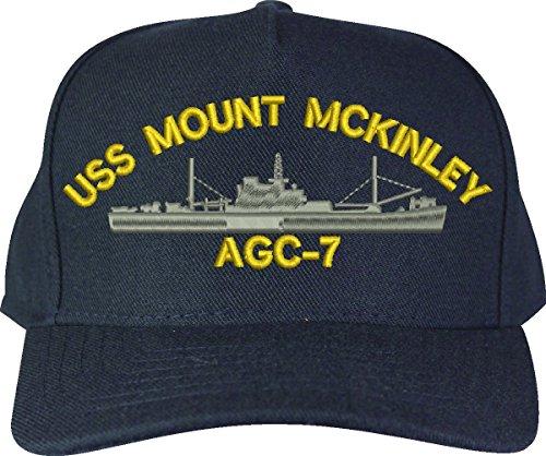Custom Mount Mckinley (AGC) Class Ship ()