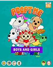 Adopt Me Coloring Book: how to draw colour adopt me roblox, for Fans of Adopt Me and Highest quality artwork of Roblox a cool dream pets to colour in,Older Kids, Boys, Girls, Toddlers