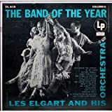 Les Elgart And His Orchestra: The Band Of The Year [Vinyl LP] [Mono]