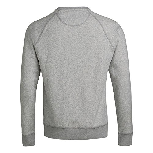 Sweat Eco Xs Au Manches shirt Gris Raglan Homme Imprimé Artecita Bio Xxl Du Papa Poule Fashion xOanqFw