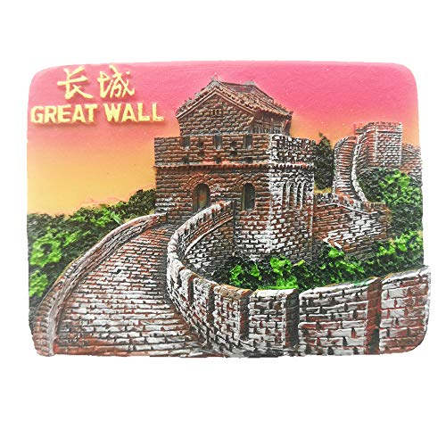 g China refrigerator magnet,Great Wall BeiJing souvenir gift fridge magnet home & kitchen decoration magnetic sticker ()