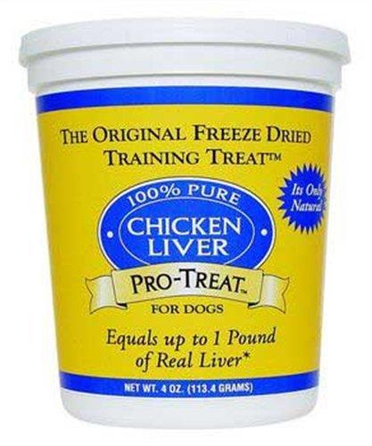 Stewart Freeze Dried Treats 3 oz Chicken Liver, My Pet Supplies