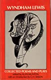 Collected Poems and Plays, Lewis, Wyndham and Munton, Alan, 0892550546
