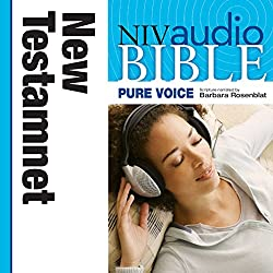 NIV New Testament Audio Bible, Female Voice Only: New Testament