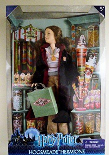 (Mattel Harry Potter Hogsmeade Hermione Action Figure Doll)