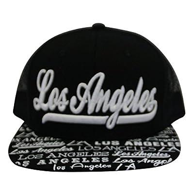 Loyal Cloth Los Angeles Trucker Cap