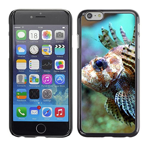"""Premio Sottile Slim Cassa Custodia Case Cover Shell // V00003280 poissons exotiques 12 // Apple iPhone 6 6S 6G 4.7"""""""