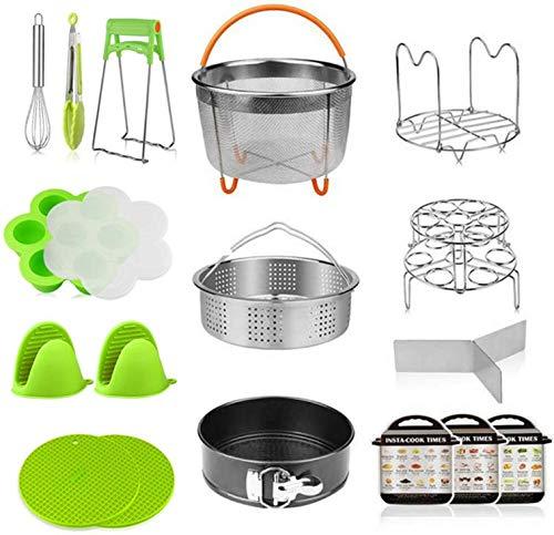 Olla a presión 18 en 1 Set de accesorios Instant Pot incluye cesta ...
