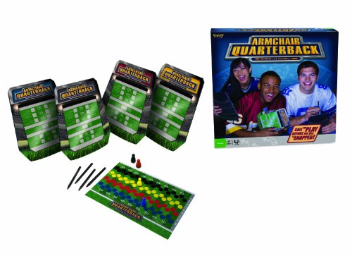 Armchair Quarterback The Ultimate Live Football Game by Fundex