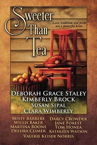 book cover of Sweeter Than Tea