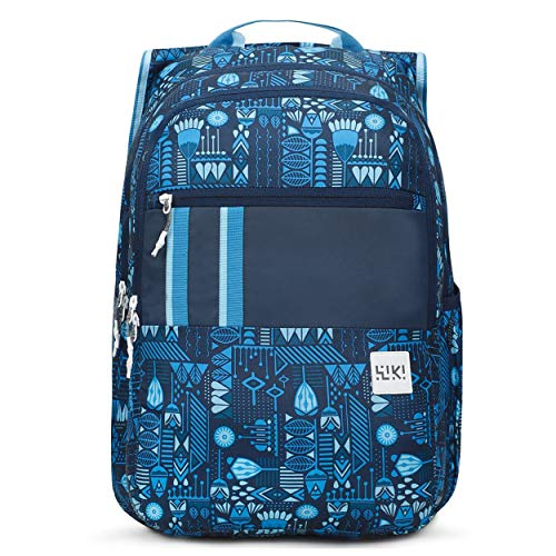 Wildcraft 28.5 Ltrs Blue Casual Backpack (Blue)