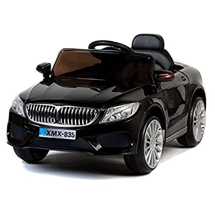 Baybee Bmw 5 Series Battery Operated Car Black