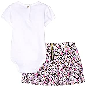 Kate Spade York Kate Spade York Girls Perfectly Polished Set, Fresh White, 12 Months by Global Brands Group - Quidsi