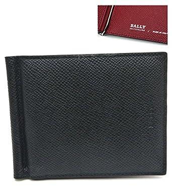 0f63d8fbe58b Amazon.co.jp: バリー/BALLY マネークリップ財布 BODOLO.B 216 6205393 ...