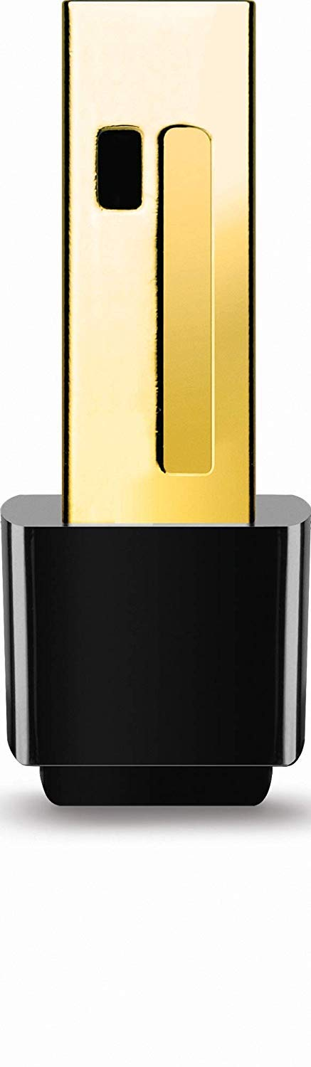TPLink  N150 USB wireless WiFi network Adapter for PC with SoftAP Mode  Nano Size Compatible with