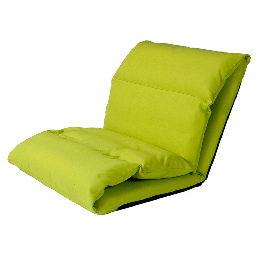 Linge de coton Paresseux Canapé Pouf Creative Individuel Lit Pliable Chaise Coussin Chambre Petit Canapé ( Couleur