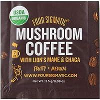Mushroom Coffee w/Lion's Mane - Café Instantáneo c/Hongo Melena de León