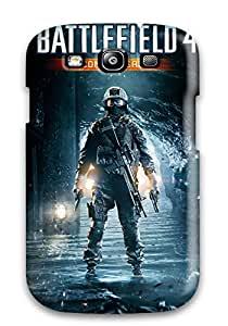 4995769K15796553 Ultra Slim Fit Hard MarvinDGarcia Case Cover Specially Made For Galaxy S3- Battlefield 4: Second Assault