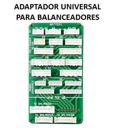 /équilibreur de Multi Board XH XHP HEIN DSE TP HP PQ Accu Lipo Adaptateur board 2-6 S