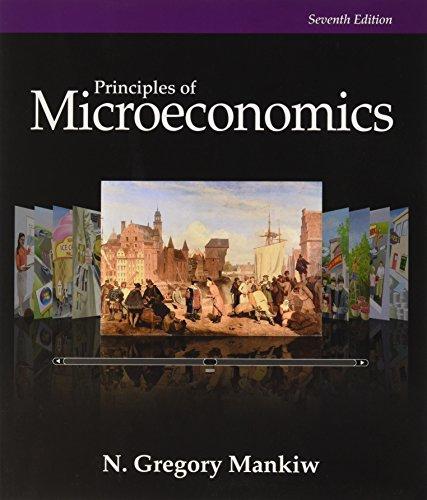 Bundle: Principles of Microeconomics, 7th + Aplia, 1 term Printed Access Card
