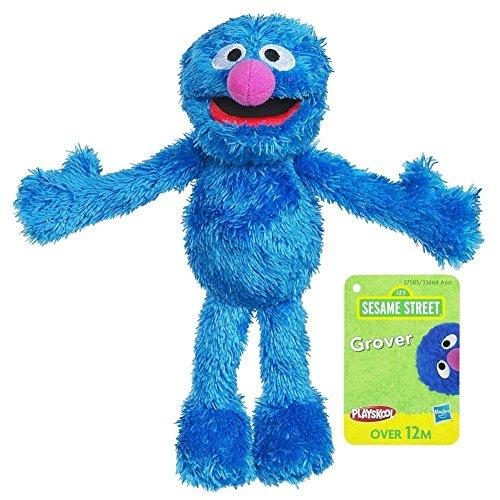 (Sesame Street Plush Grover, 9 Inch)