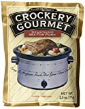 Crockery  Gourmet Seasoning Mix For Pork, 1-Ounce (Pack of 12)